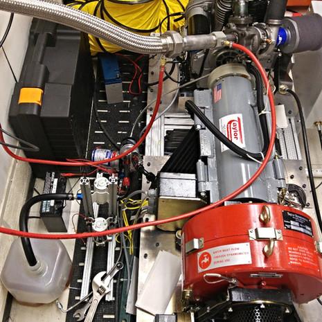 Turbocharging a Single Cylinder Diesel Engine
