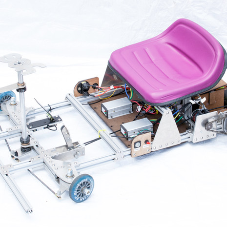 YES Kart: Electric Go-kart