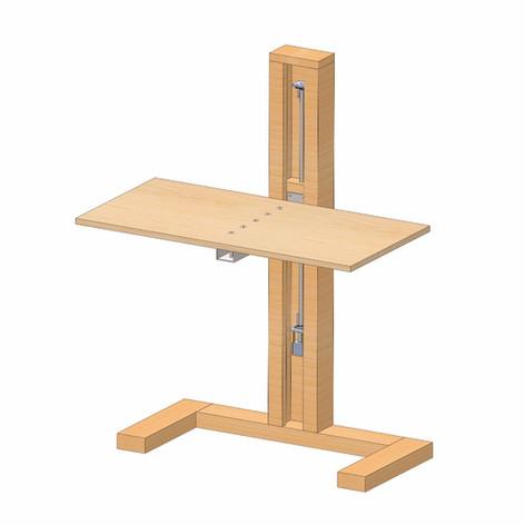 Precision Rising Desk
