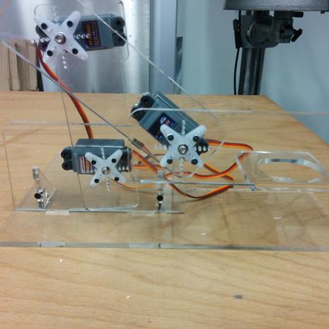 Robotic Serial Arm
