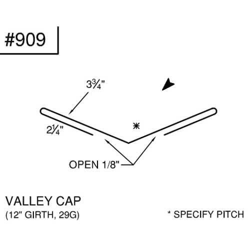 Ideal Valley Cap #909