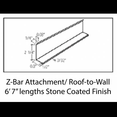 VicWest Z-Bar Attachment