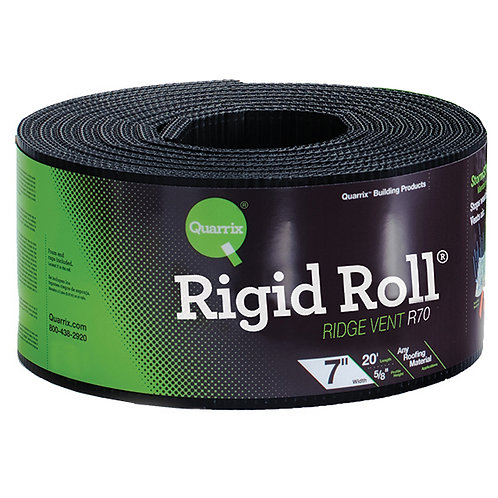 """BAT Quarrix Rigid Roll Plus 7"""" Ridge Venting"""