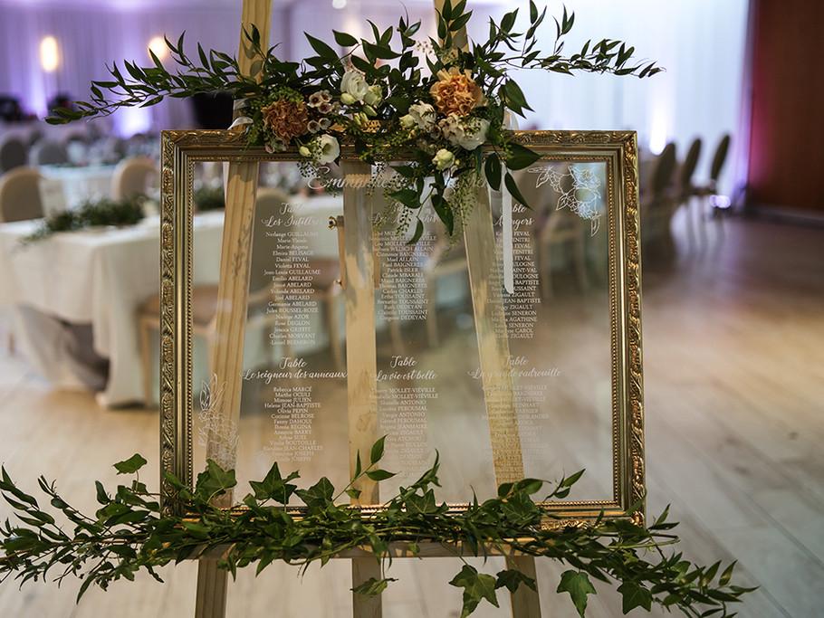 Mariage raffiné au Chalet de La Porte Jaune