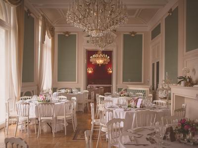 Mariage romantique au Chateau de Bouffémont