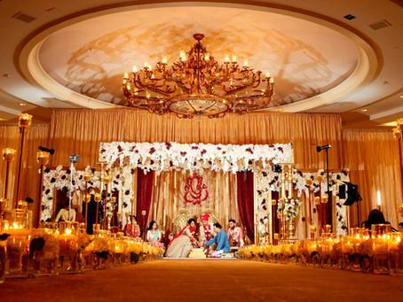 LES ASTUCES POUR REUSSIR SA DECORATION DE MARIAGE
