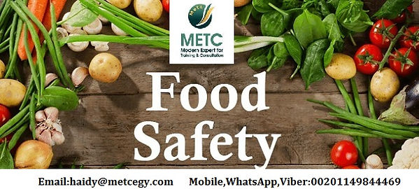 Health and food safety courses
