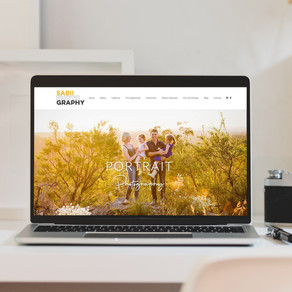 The NEW Sabii Photography Website is here and it is time to celebrate!