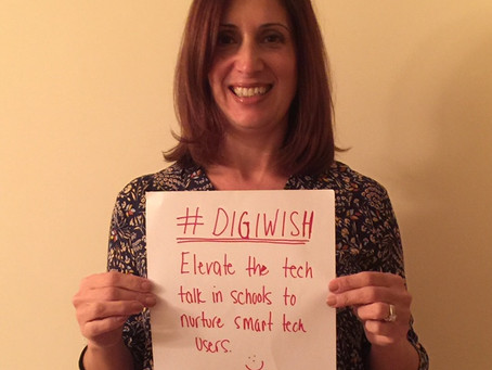 "#DigiWishes: Let's Elevate ""Tech Talk"""