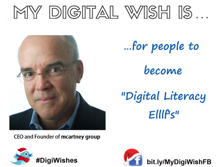 #DigiWishes: Use These ELLLF's for Digital Media Literacy