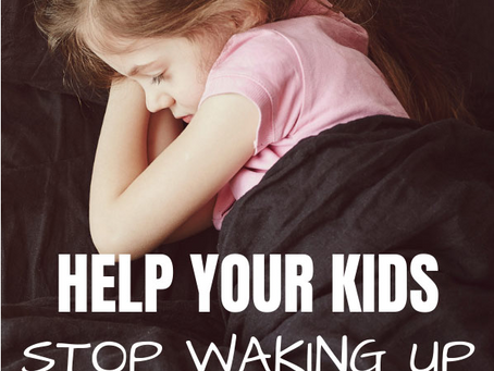 Kids Having Trouble Sleeping? Try Cutting Out Electronics