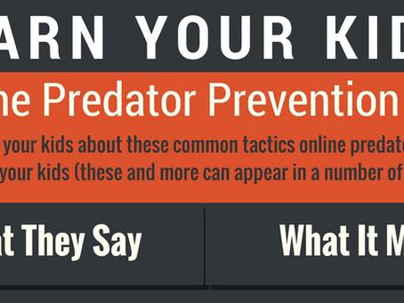 Warn Your Kids About Online Predators