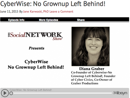 CyberWise on Social Network Show!