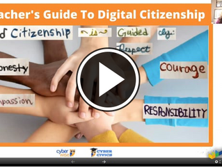 A Teacher's Guide to Digital Citizenship
