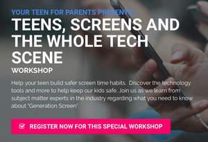 Teens, Screens, and the Whole Scene