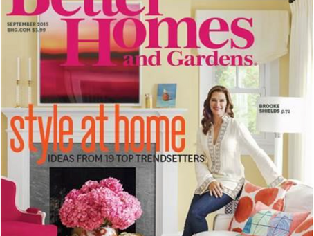 See Us in Better Homes and Gardens!