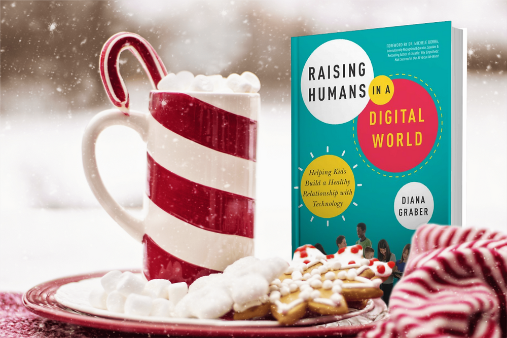 """Raising Humans in a Digital World"" Book"