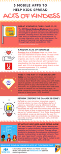 5 Kindness Apps