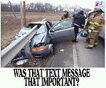 textin and driving