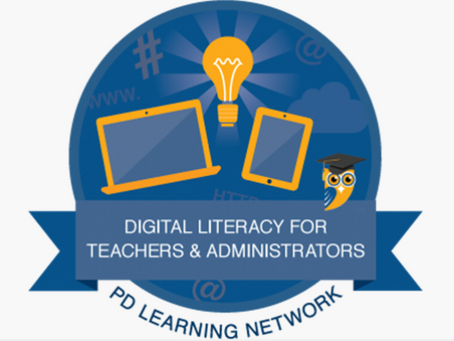 PD Learning Network and Cyberwise Partner to Provide Badges for Digital Literacy Training for K12 Ed