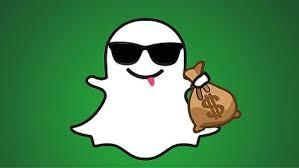 Snapchat making money