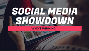 social media showdown