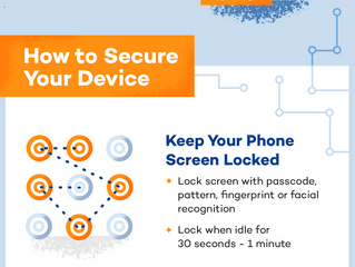 Tips for Keeping Mobile Devices Secure