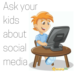 Ask Your Kids About Social Media