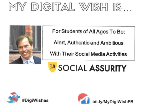 #DigiWishes: Alert, Authentic, Ambitious Social Media Users