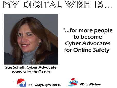 #DigiWishes: More Cyber Advocates!