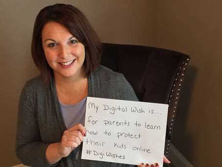#DigiWishes: For Parents to Learn How to Protect Kids From Cyber Predators