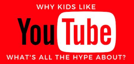 Why Kids Like YouTube