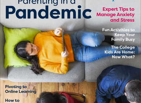Parenting In a Pandemic? Here's Help.