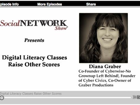 Digital Literacy Classes Raise Other Scores
