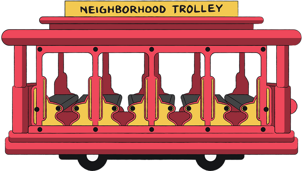 Mister Rogers Trolley