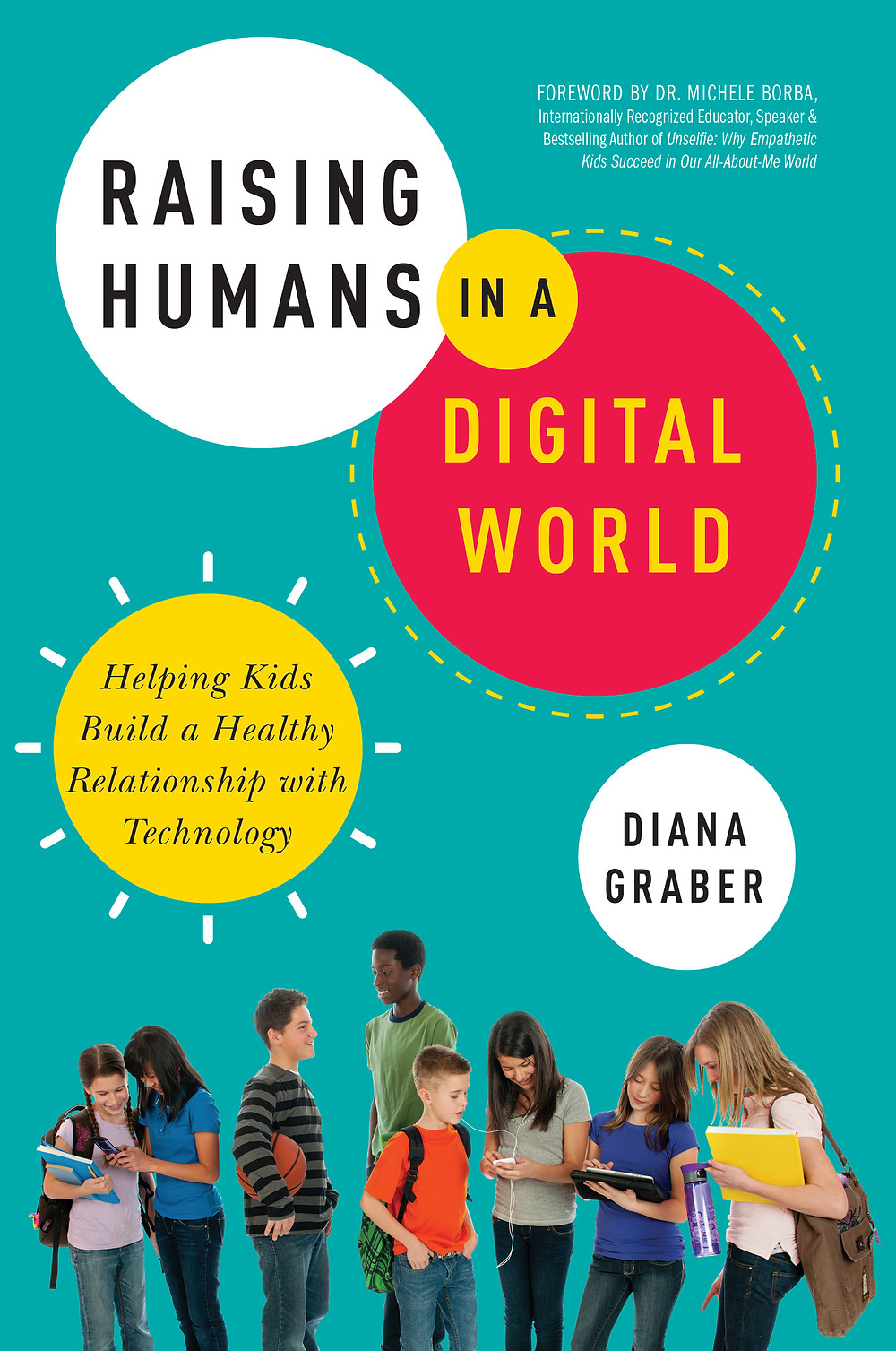 """Raising Humans in a Digital World"" book cover"