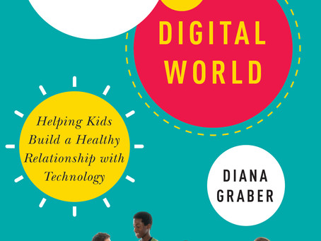 "Why I Wrote ""Raising Humans in a Digital World"""