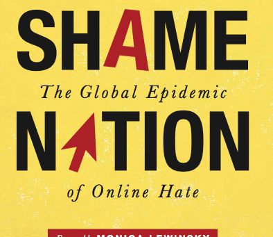 SHAME NATION Book is Here