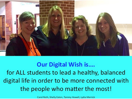 #DigiWishes: A Healthy, Balanced Life for  ALL Students