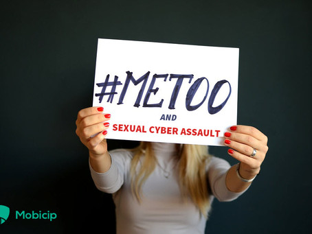#MeToo and Sexual Cyber Assault