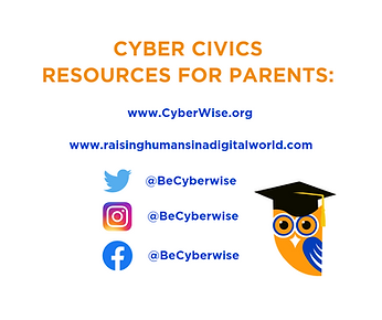 Cyber Civics Resources