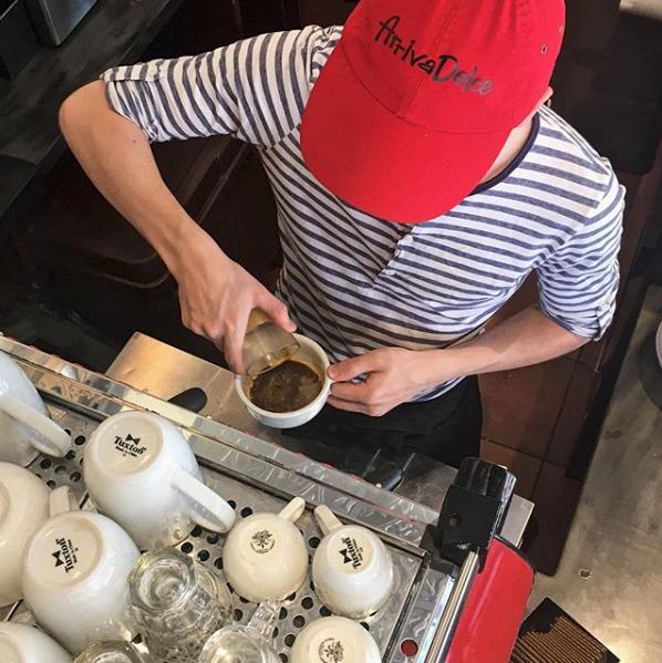 Café Arriva Dolce