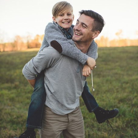 THE IMPORTANCE OF A PLAY GROUP FOR DADS