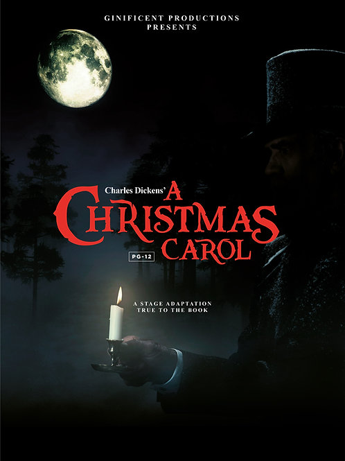 A Christmas Carol -Stage Play