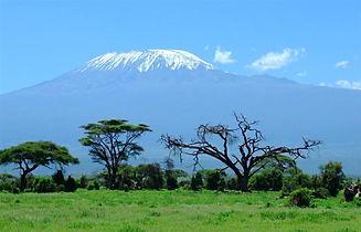 mount-kilimanjaro-landscape-rising-behin