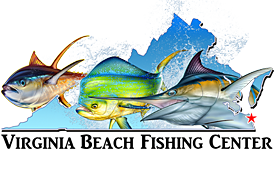 Virginia Beac Fishing Center Logo