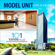 Model Unit For Viewing