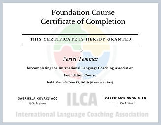 FT_ILCA Foundation Certificate of Comple