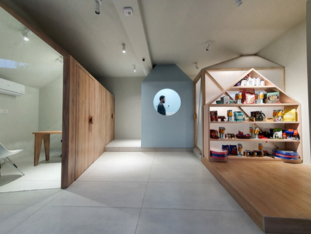 The Pet Project on Retail Design Blog