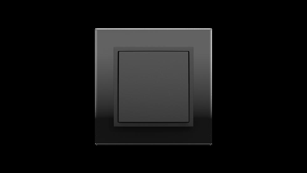 Чёрное стекло/Чёрный